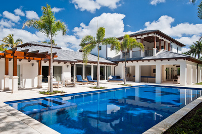 West indies inspired architecture and design by scott for West indies home plans